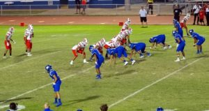 Tarpons get big 55-26 win over the Bloodhounds