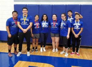PIHS powerlifters earn medal at powerlifting meet