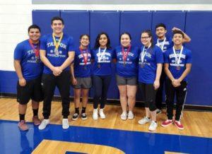 PIHS powerlifters earn medal at powerlifting meet