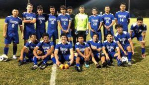 Port Isabel Boys Soccer team off to a 2-0 start