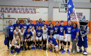 Lady Tarpons Bow Out in Bi-district