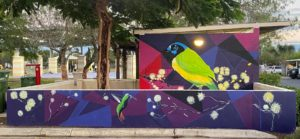 LV mural, Christmas tree unveiling this Friday