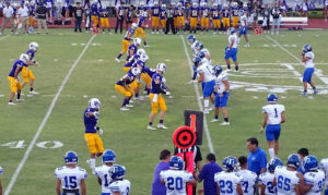 Tarpons remain undefeated with win over Panthers